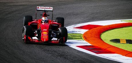 Italy Formula 1 – Race Day Tickets