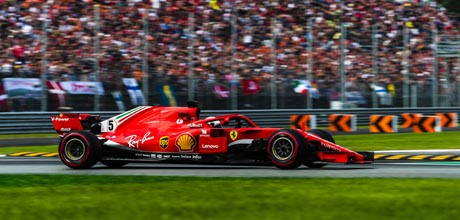 Italy Formula 1 – Hospitality Packages