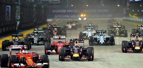 Singapore Formula 1 – Amber Lounge Packages