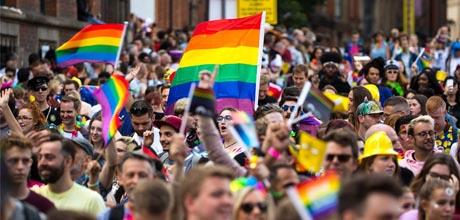 Manchester Pride Festival 2020