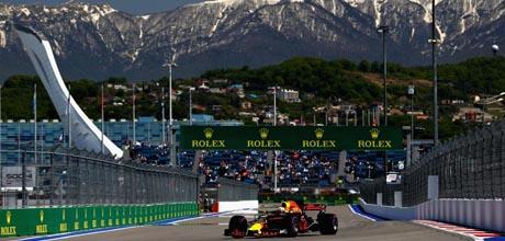 Russian Formula 1 – Race Day Tickets