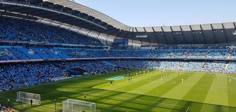 Manchester City V/S Manchester United