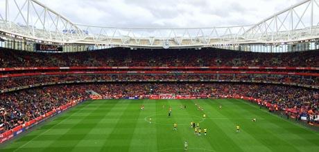 Arsenal V/S Leicester City