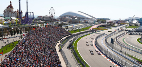 Russian Formula 1 – Hospitality Packages