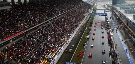 China Formula 1 – Hospitality Packages