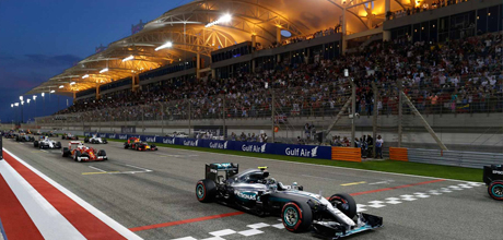 Bahrain Formula 1 – Hospitality Packages