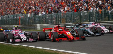 Belgium Formula 1 – Hospitality Packages