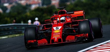 Hungary Formula 1 – Hospitality Packages