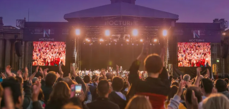Nocturne Live at Blenheim Palace 2020