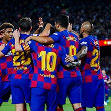 Barcelona Home Matches