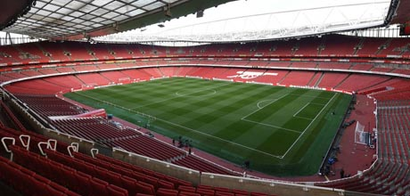 Arsenal V/S West Ham United
