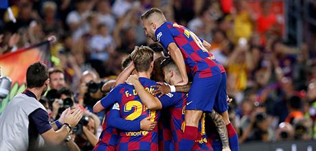 FC Barcelona V/S Napoli