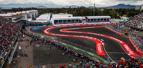 Mexico Formula 1 – Hospitality Packages